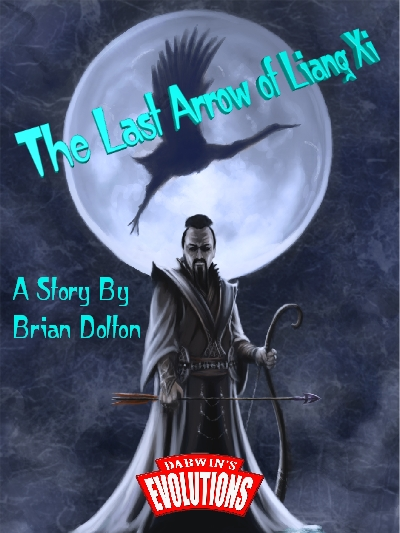 Cover for The Last Arrow of Liang Xi