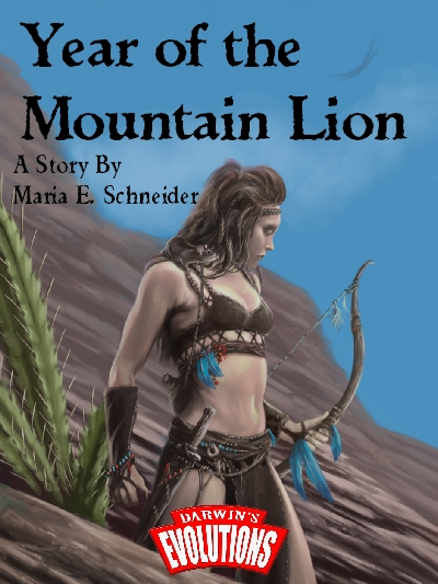 Year of the Mountain Lion by Maria Schneider